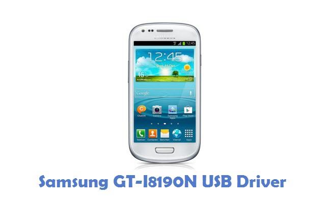 Samsung GT-I8190N USB Driver