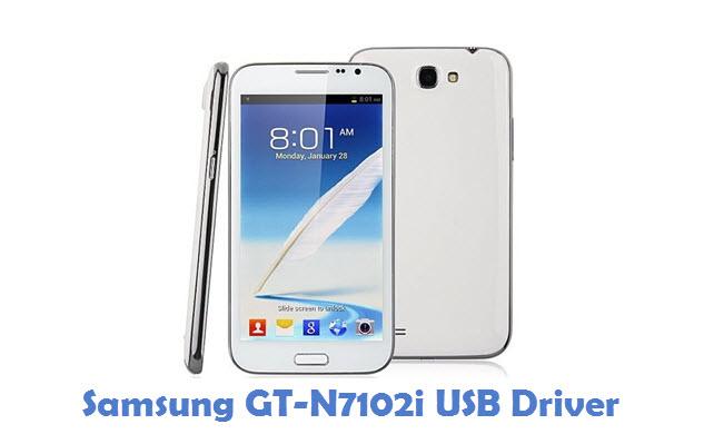 Samsung GT-N7102i USB Driver