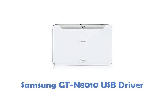 Samsung GT-N8010 USB Driver