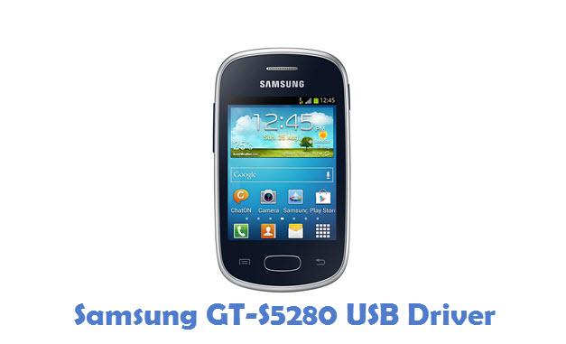 Samsung GT-S5280 USB Driver