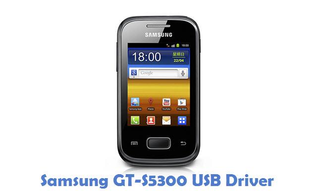 Samsung GT-S5300 USB Driver