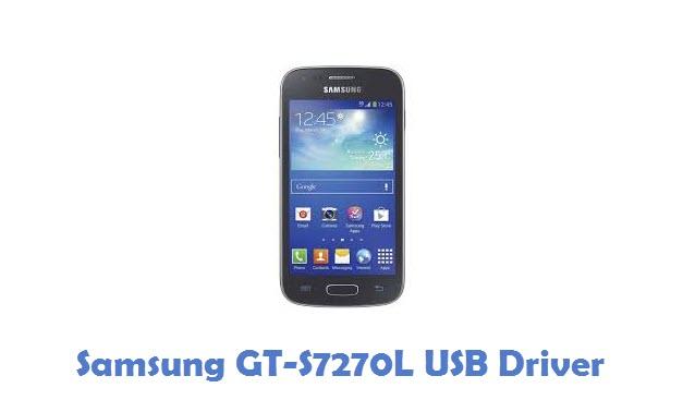 Samsung GT-S7270L USB Driver