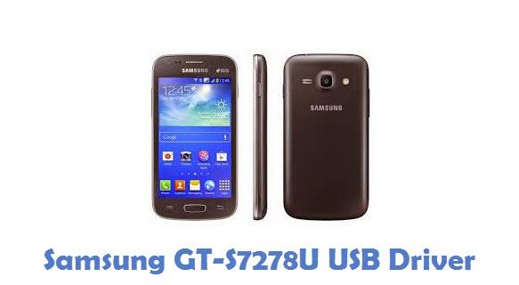 Samsung GT-S7278U USB Driver