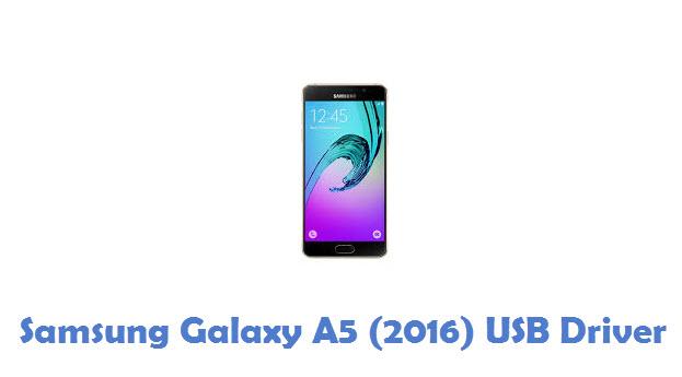 Samsung Galaxy A5 (2016) USB Driver