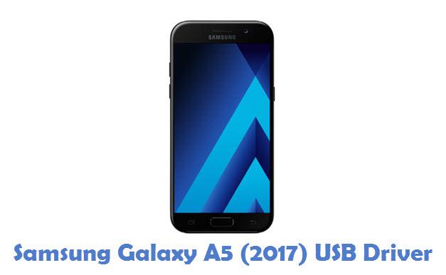 Samsung Galaxy A5 (2017) USB Driver