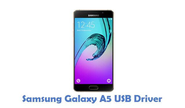 Samsung Galaxy A5 USB Driver