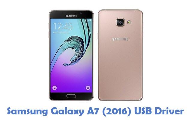 Samsung Galaxy A7 (2016) USB Driver
