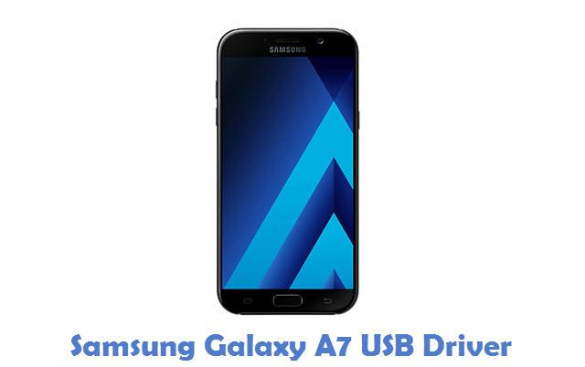 Samsung Galaxy A7 USB Driver