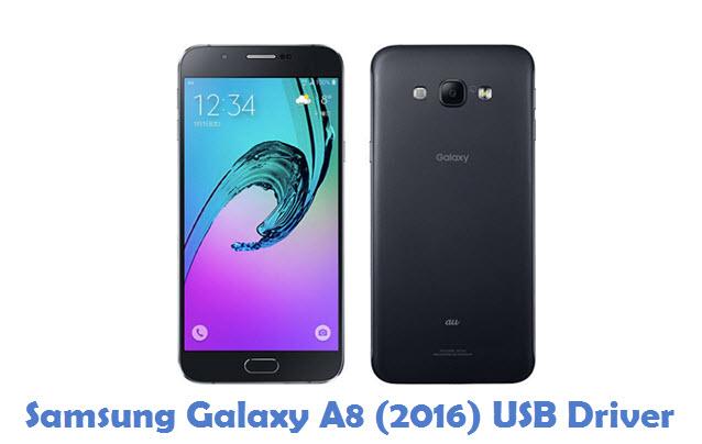 Samsung Galaxy A8 (2016) USB Driver