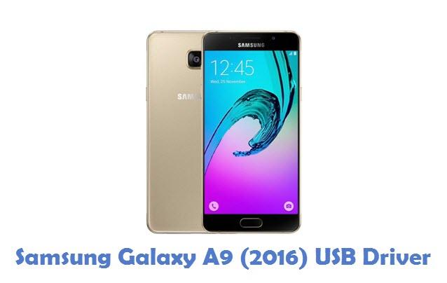 Samsung Galaxy A9 (2016) USB Driver