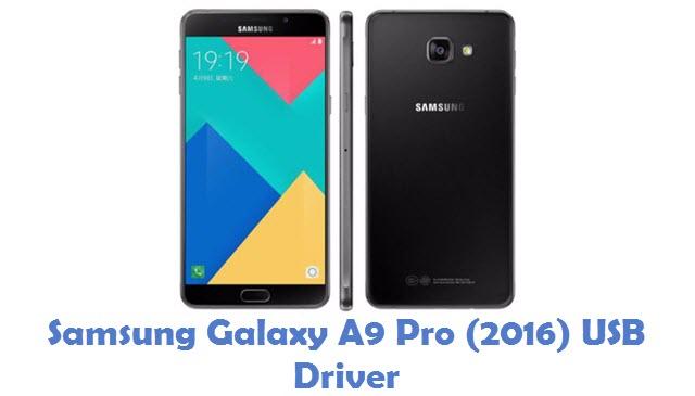 Samsung Galaxy A9 Pro (2016) USB Driver