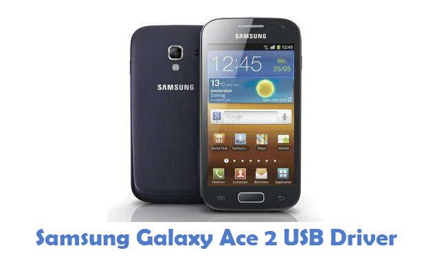 Samsung Galaxy Ace 2 USB Driver