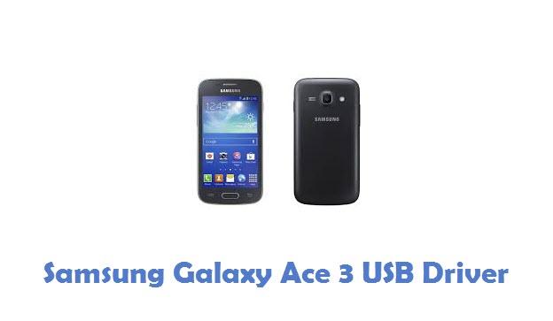 Samsung Galaxy Ace 3 USB Driver