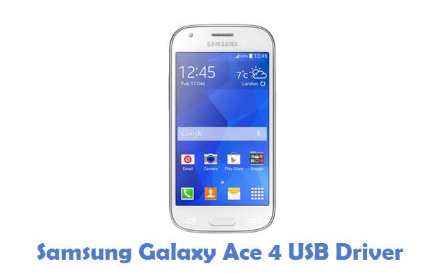 Samsung Galaxy Ace 4 USB Driver