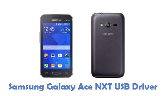 Samsung Galaxy Ace NXT USB Driver
