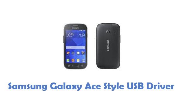 Samsung Galaxy Ace Style USB Driver