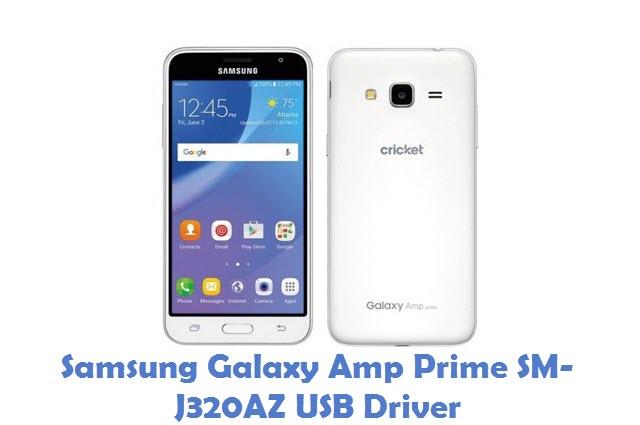 Samsung Galaxy Amp Prime SM-J320AZ USB Driver