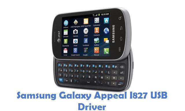 Samsung Galaxy Appeal I827 USB Driver