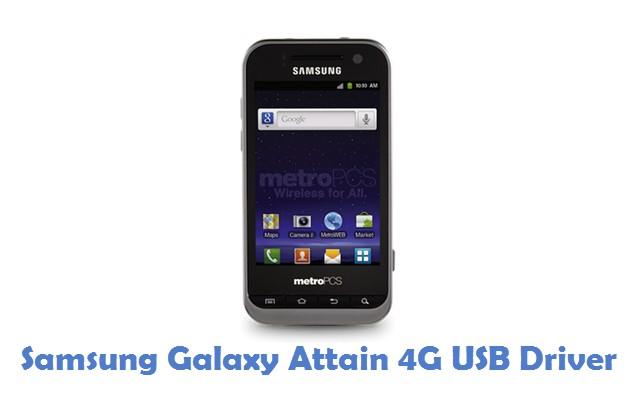 Samsung Galaxy Attain 4G USB Driver