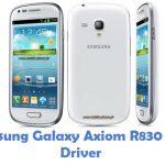 Samsung Galaxy Axiom R830 USB Driver