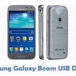 Samsung Galaxy Beam USB Driver