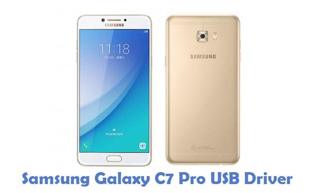 Samsung Galaxy C7 Pro USB Driver