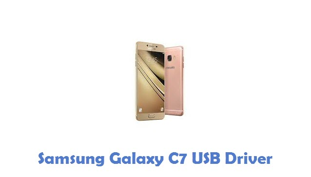 Samsung Galaxy C7 USB Driver