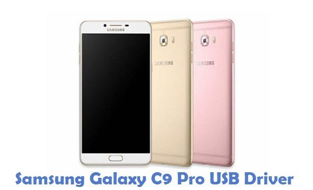 Samsung Galaxy C9 Pro USB Driver