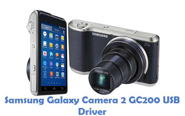 Samsung Galaxy Camera 2 GC200 USB Driver