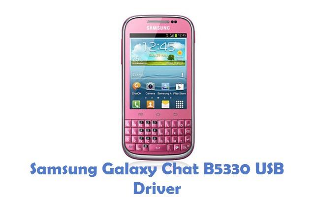 Samsung Galaxy Chat B5330 USB Driver