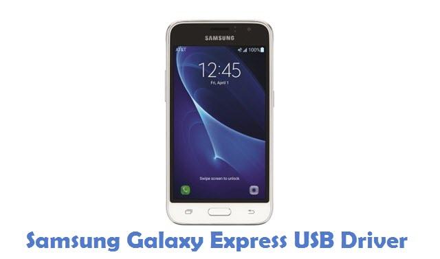 Samsung Galaxy Express USB Driver