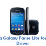 Samsung Galaxy Fame Lite S6790 USB Driver