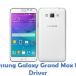 Samsung Galaxy Grand Max USB Driver