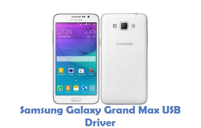Samsung Galaxy Grand Max USB Driver