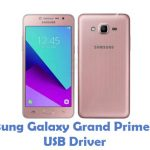Samsung Galaxy Grand Prime Plus USB Driver