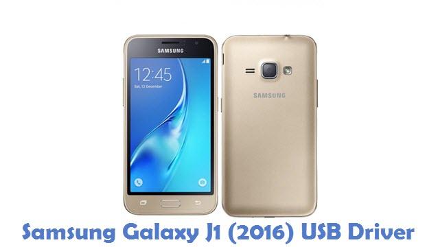 Samsung Galaxy J1 (2016) USB Driver