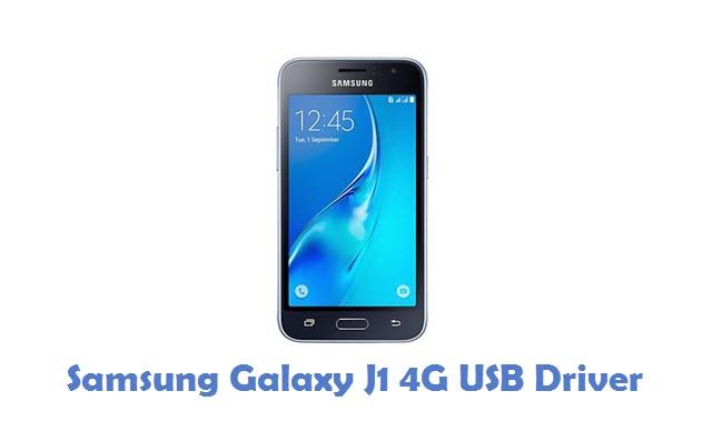 Samsung Galaxy J1 4G USB Driver