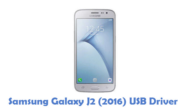Samsung Galaxy J2 (2016) USB Driver