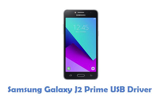 Samsung Galaxy J2 Prime USB Driver