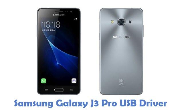 Samsung Galaxy J3 Pro USB Driver