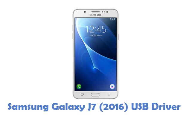 Download Samsung Galaxy J7 (2016) USB Driver | All USB Drivers