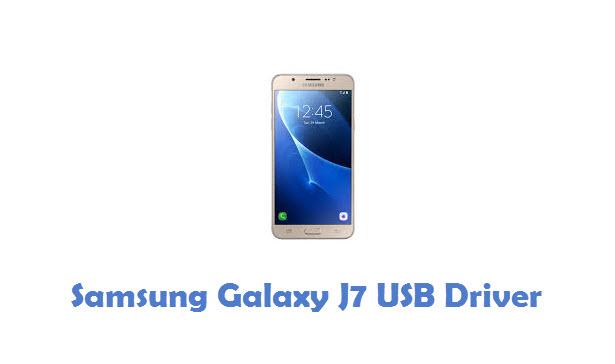 Samsung Galaxy J7 USB Driver
