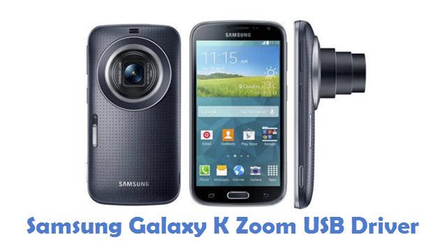 Samsung Galaxy K Zoom USB Driver