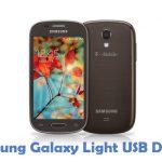 Samsung Galaxy Light USB Driver