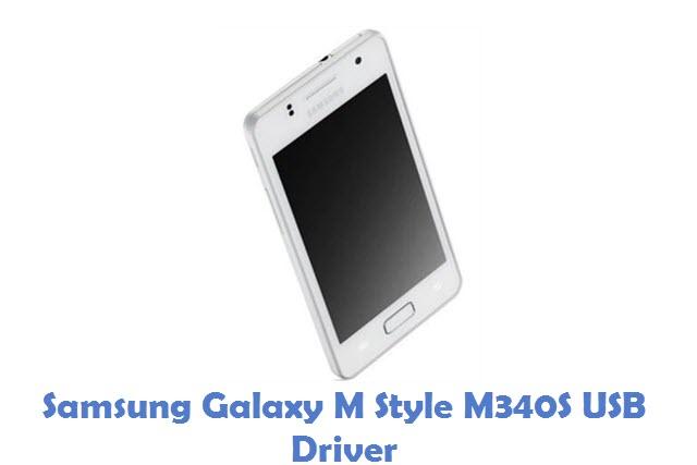 Samsung Galaxy M Style M340S USB Driver
