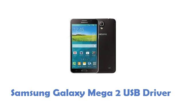 Samsung Galaxy Mega 2 USB Driver
