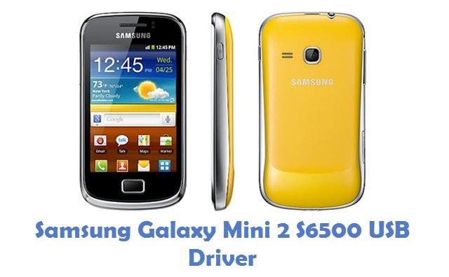 Samsung Galaxy Mini 2 S6500 USB Driver