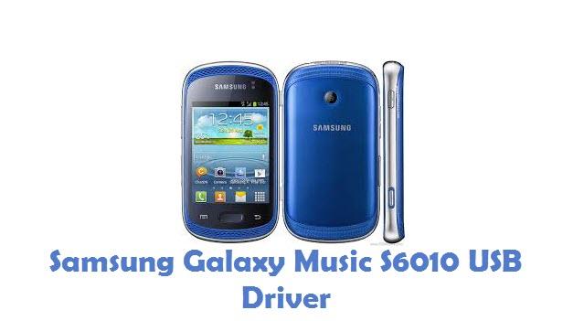 Samsung Galaxy Music S6010 USB Driver