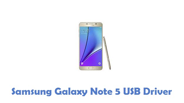 Samsung Galaxy Note 5 USB Driver