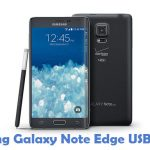 Samsung Galaxy Note Edge USB Driver
